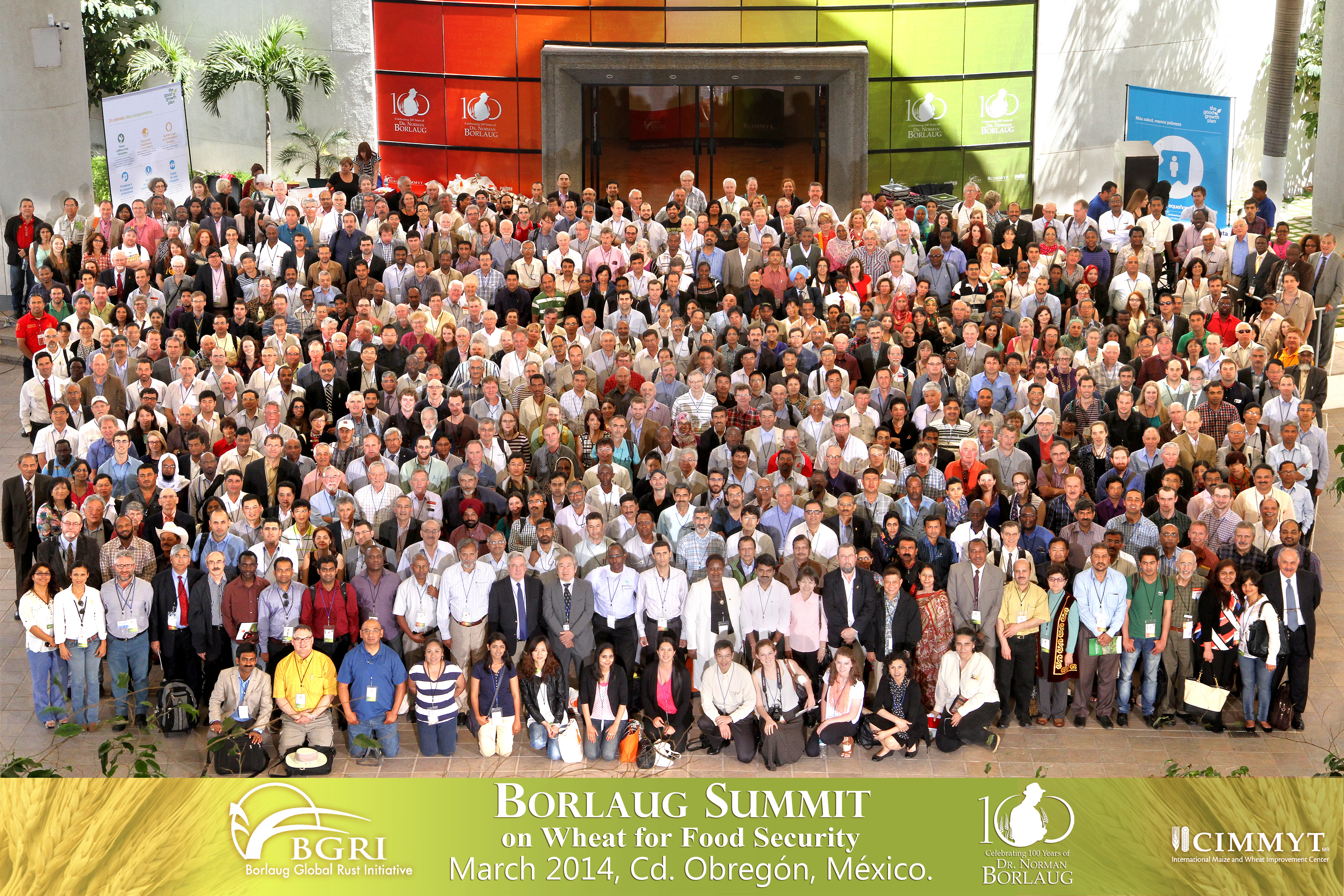 borlaug 100 » Program / Presentations